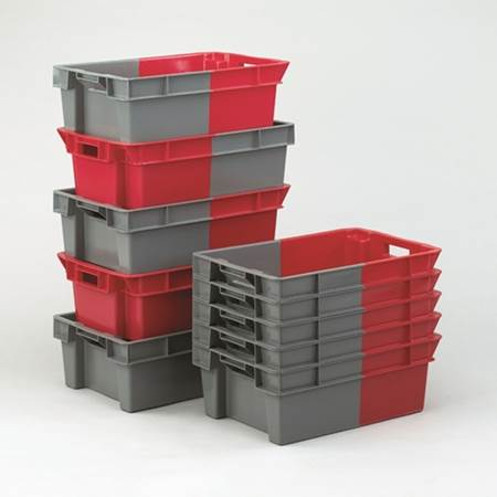Picture for category Two Tone Stack Nest Containers