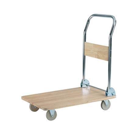 Picture for category Wooden Deck Trolley