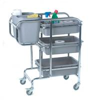 Picture of Collector Janitorial Trolley
