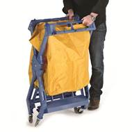 Picture of Folding Laundry Trolley