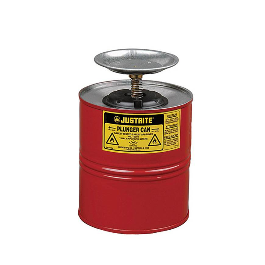 Picture of Handling Cans - Plunger Cans