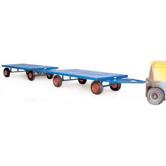 Picture of Heavy Duty Industrial Trailers