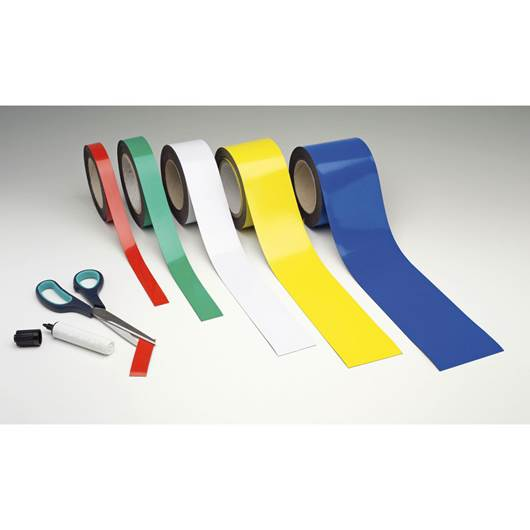 Picture of Magnetic Easy Wipe Racking Strip