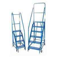 Picture of Fort Duplex Weight Reactive Mobile Steps with Expanded Steel Treads