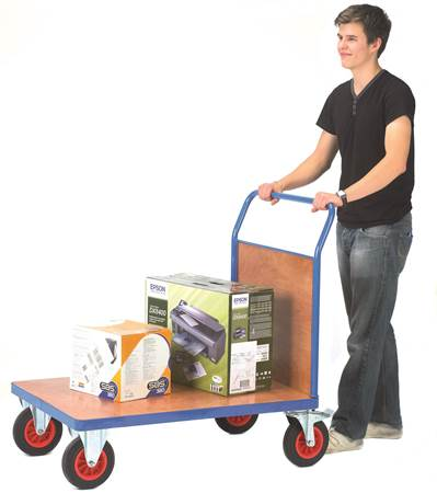 Picture for category Fort® Platform Trucks - 3 Year Guaranteed
