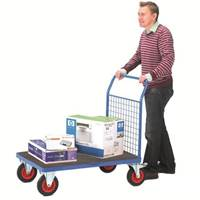Picture of Fort Phenolic Platform Trucks with Single Mesh End