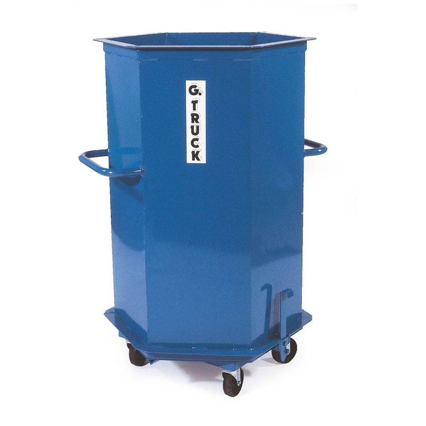 Picture of Lid for Heavy Duty Industrial Waste Truck