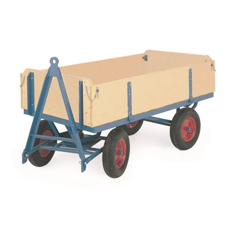 Picture for category Industrial Trailers