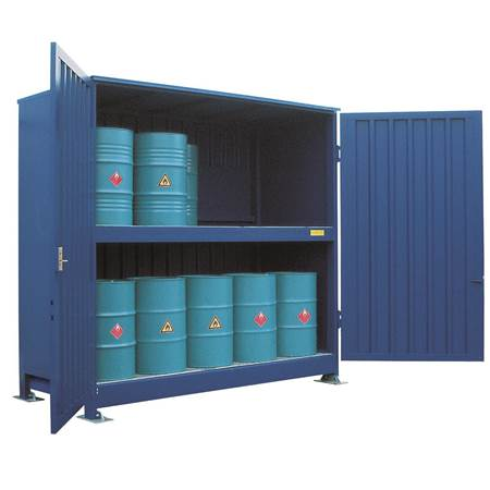 Picture for category Fully Enclosed Drum Storage