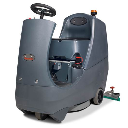 Picture of Baby Ride-On Scrubber Dryer