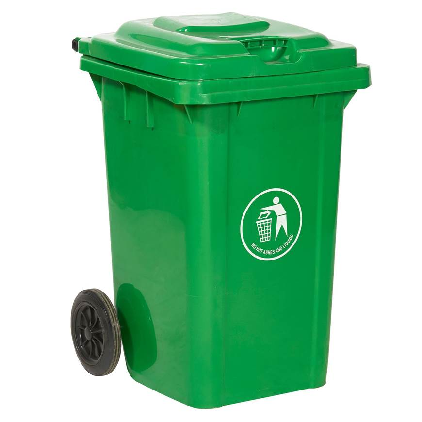 Picture of 80L Wheeled Bins