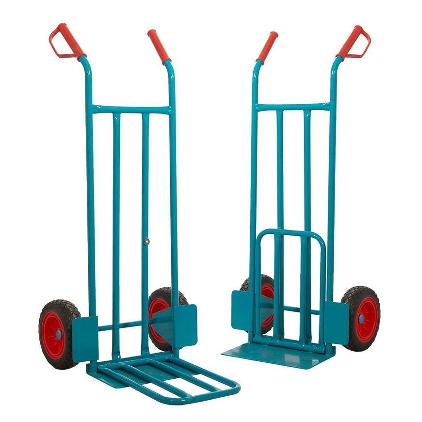 Picture of Apollo Heavy Duty Sack Truck with Folding Toe