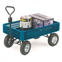 Picture of Plastic Platform Truck