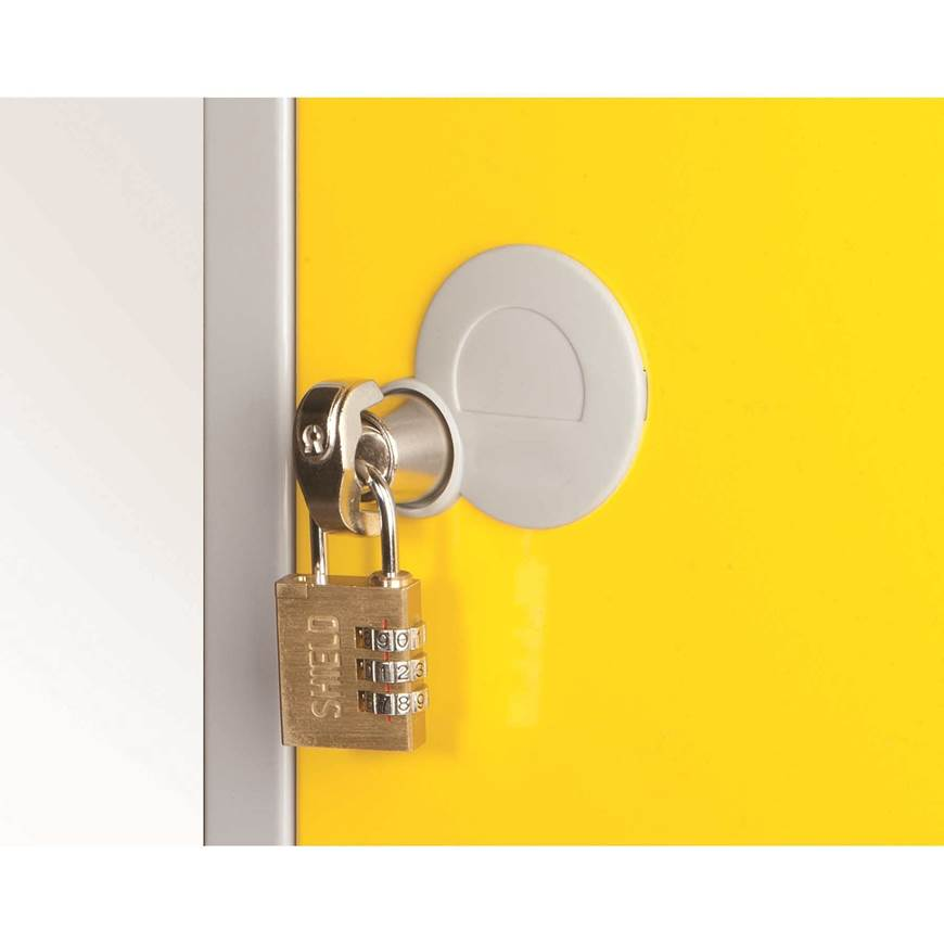 Picture of Padlock Fitting for Standard Lockers