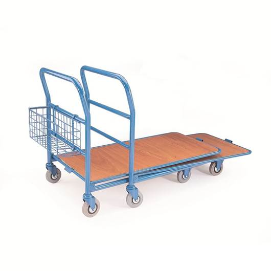 Picture of Bottle Basket for Cash and Carry Nestable