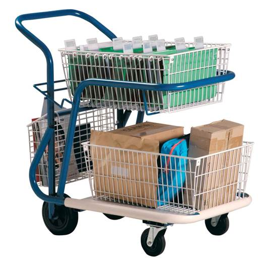 Picture of Mail Distribution Trolleys