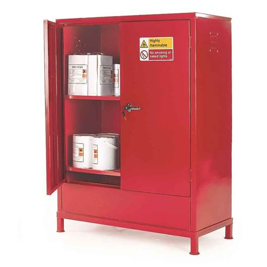 Picture of Storage Cabinet for Hazardous Substances
