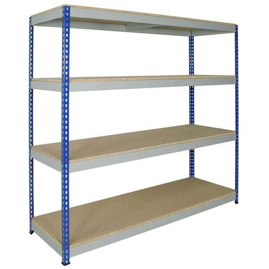 Picture of Medium Duty Rivet Shelving