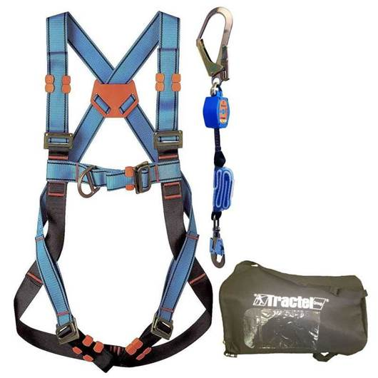 Picture of Fall Arrest Harness - Scaffold Assembly Kit