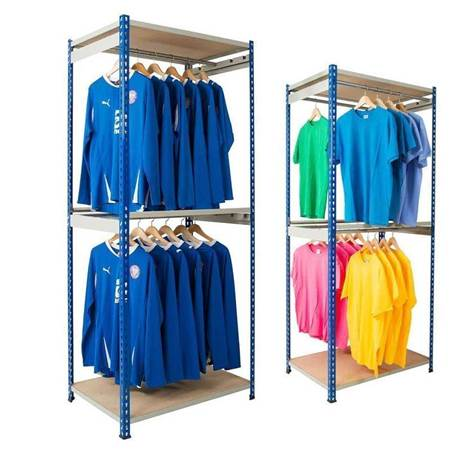 Picture for category Garment Shelving