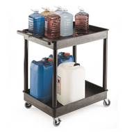 Picture of Plastic Multi-Purpose Trolleys with 2 Storage Trays