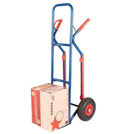 Picture of Steel Sack Truck with Extra Large Toeplate