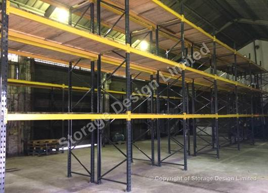Picture of Pallet Racking Link51 Palletstor
