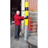 Picture of Bollard Sleeves
