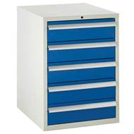 Picture of Euroslide Superbench Cabinet with Drawers
