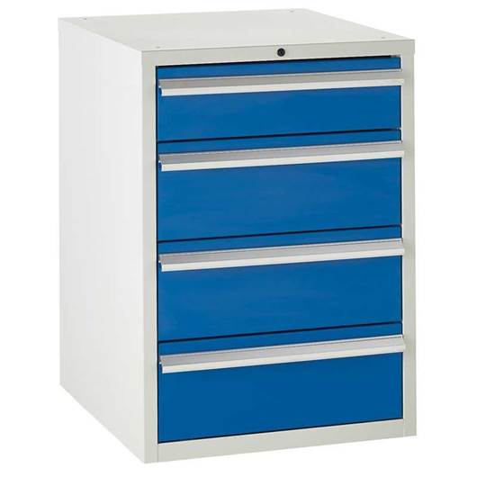 Picture of Euroslide 4 Drawer Cabinet