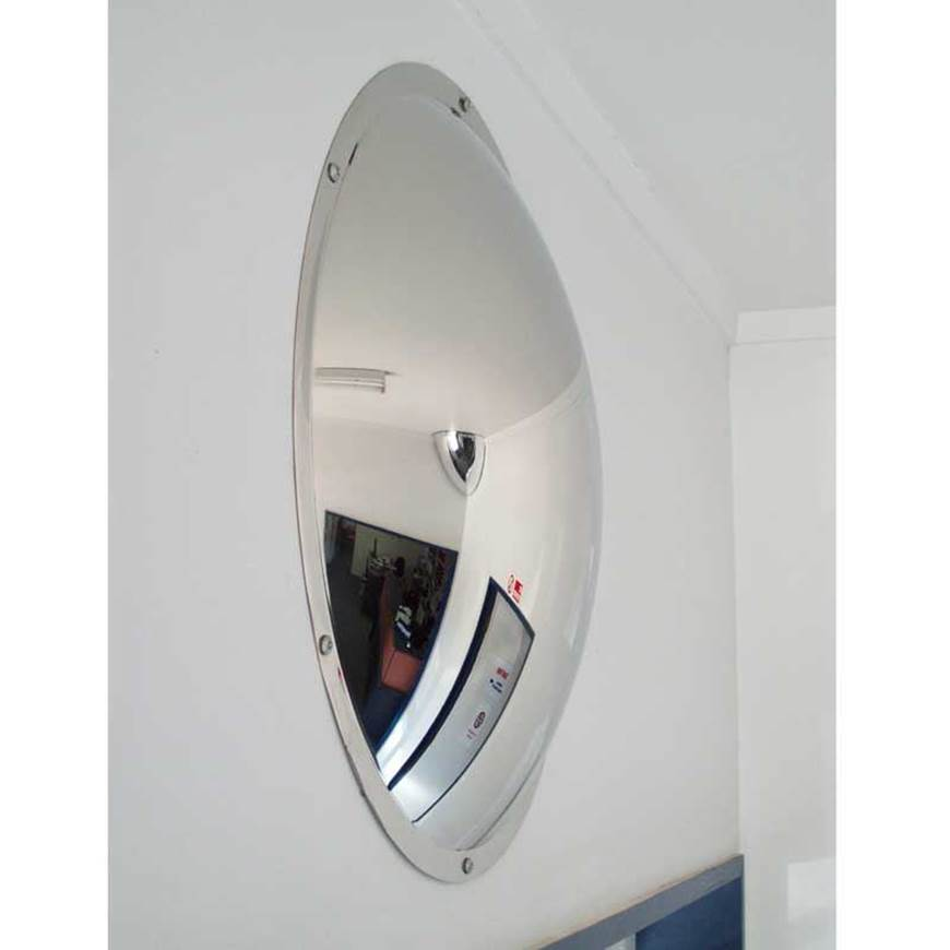 Picture of Stainless Steel Anti-Ligature Mirrors
