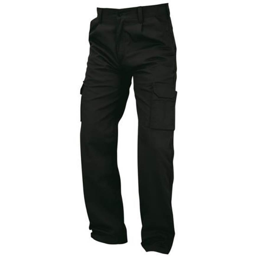 Picture of Black Combat Trousers