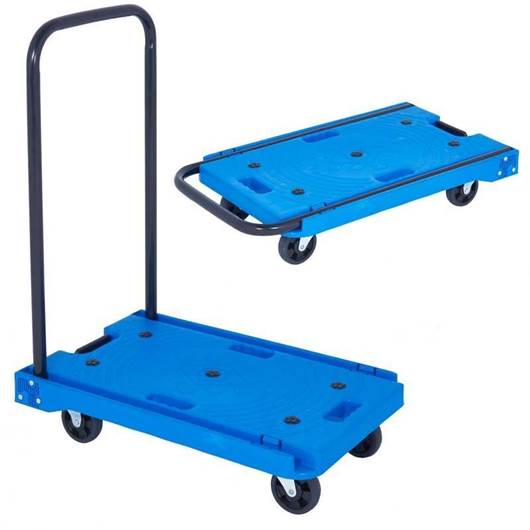 Picture of Plastic Platform Trolleys
