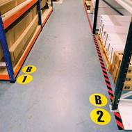 Picture of Floor Identification Markers