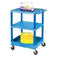 Picture of Coloured Service Shelf Trolleys