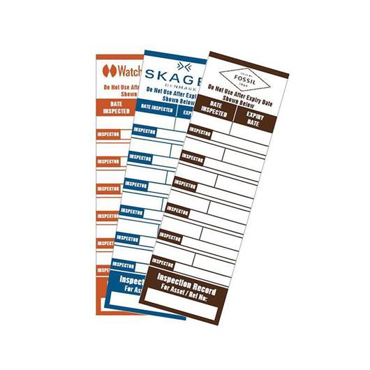 Picture of Personalised Ladder Log Tags