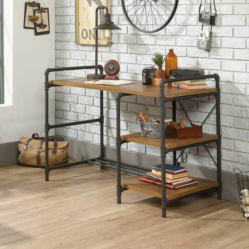 Picture of Iron Foundry Desk
