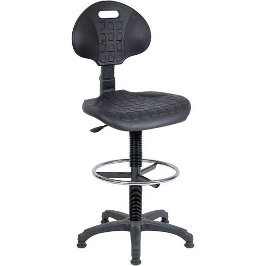 Picture of Labour Pro Deluxe Draughting Chair